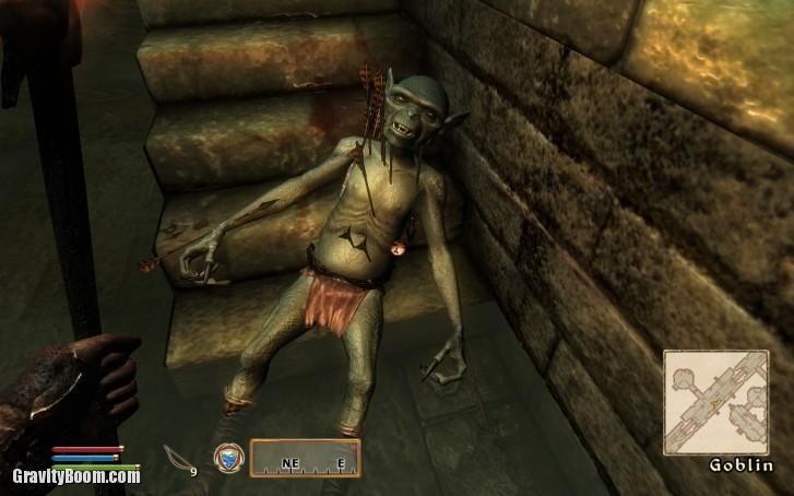 oblivion goblin
