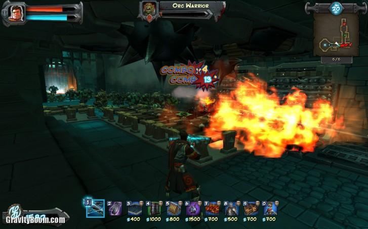 orcs must die traps