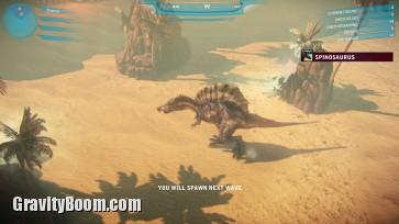 orion dino horde spinosaurus