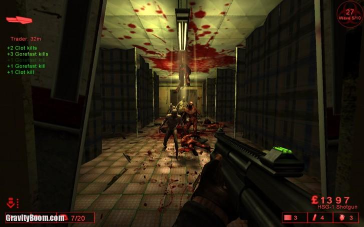 killing floor bedlam shotgun