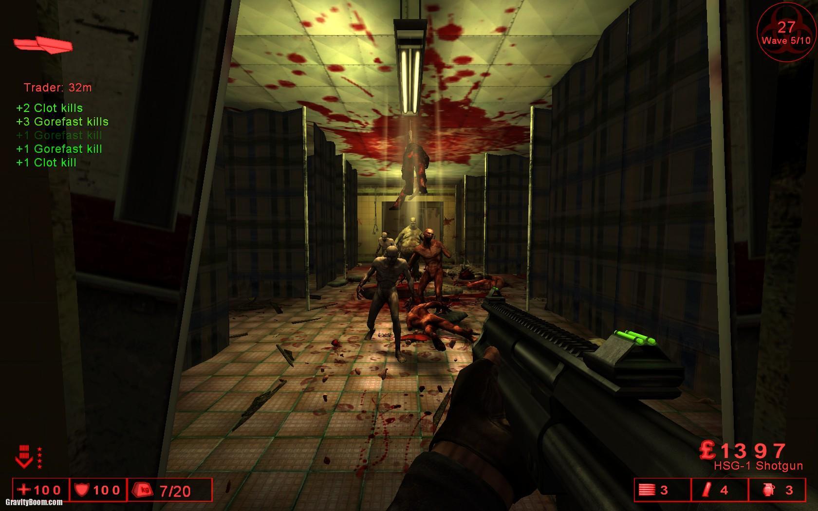 Killing Floor Co Op Survival Horror Fps