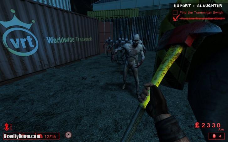 killing floor frightyard kfo axe