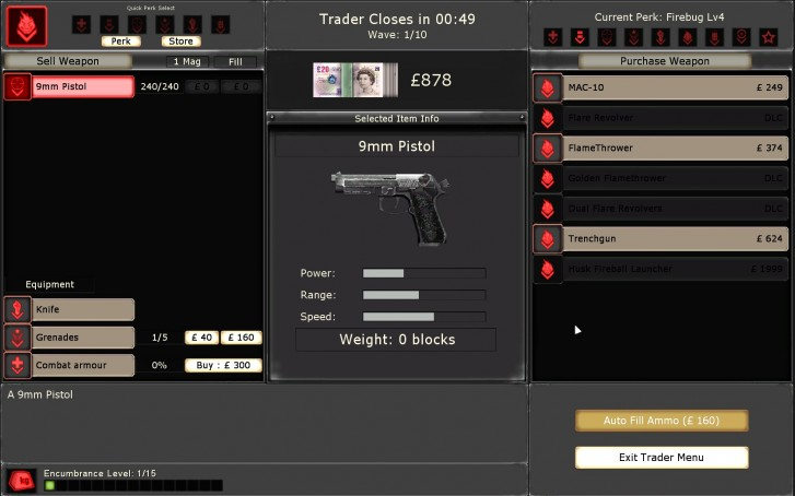 killing floor trader