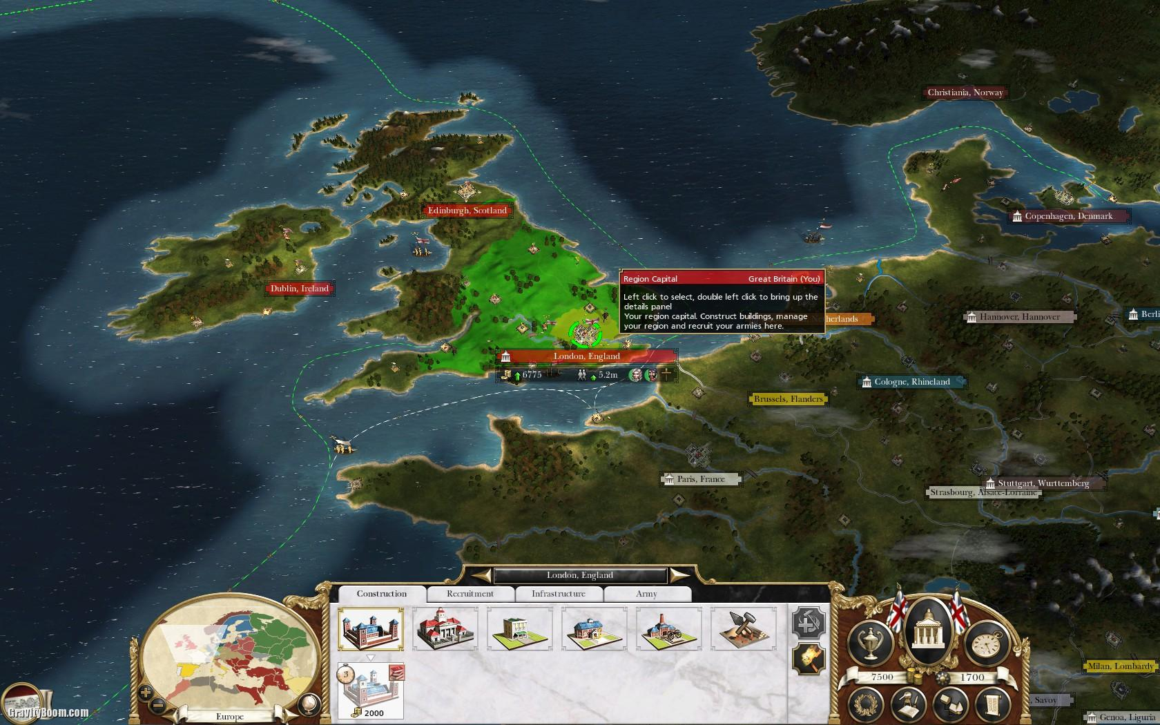 empire total war in the 18th century. Black Bedroom Furniture Sets. Home Design Ideas