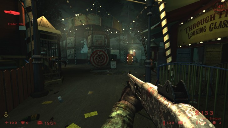 killing floor abusement park