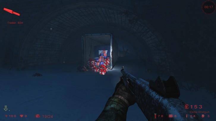 killing floor evil santas lair