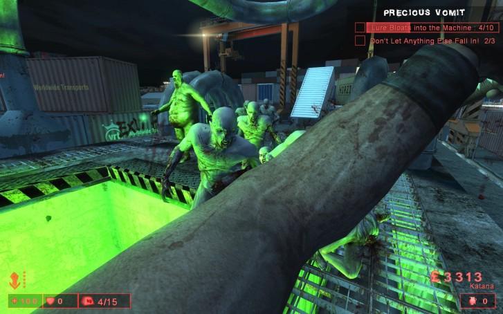 killing floor frightyard objective bile