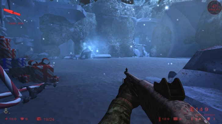 killing floor ice cave