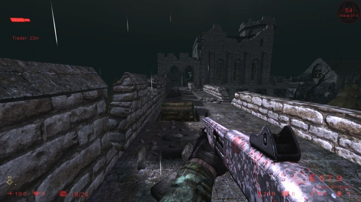 killing floor stronghold