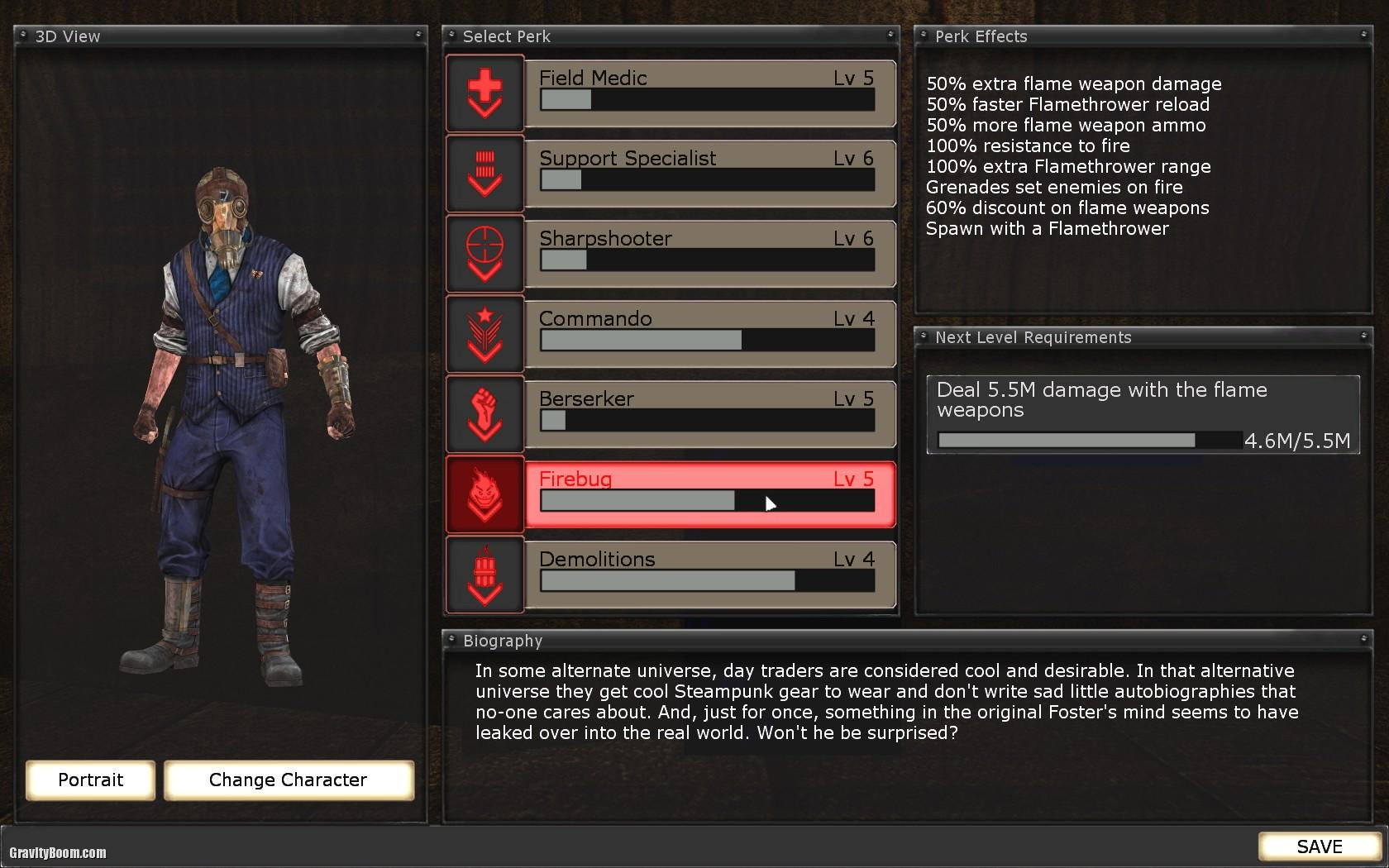 Charming Killing Floor Tips Perks