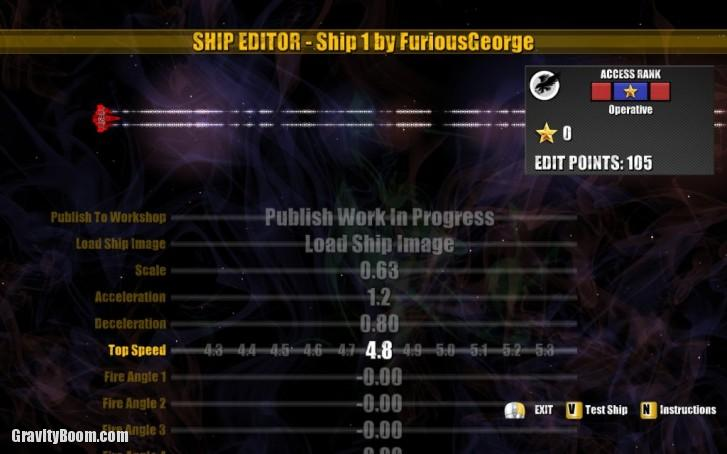 beat hazard ship editor