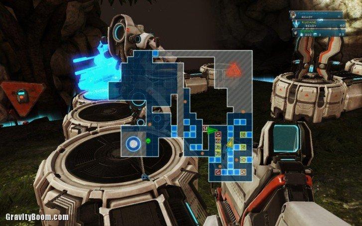 sanctum 2 maze