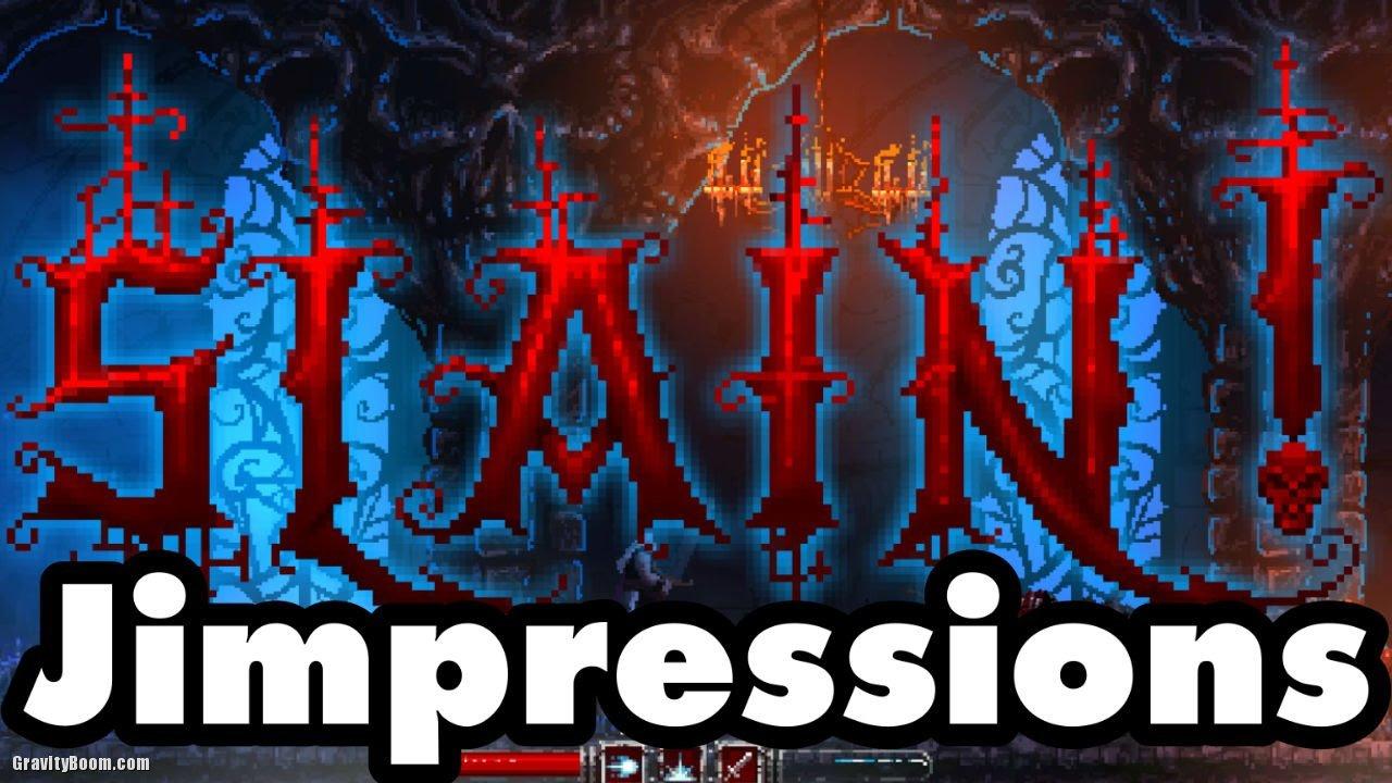 SLAIN! - Broken Promise