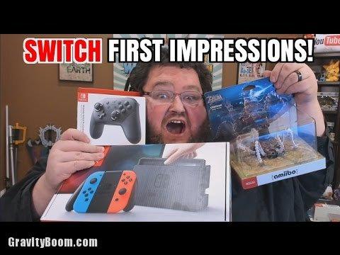 Soyboy Nintendo Switch 11