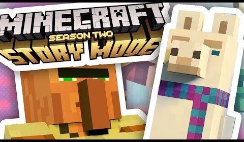 Minecraft Story Mode Dantdm Tag Gravity Boom
