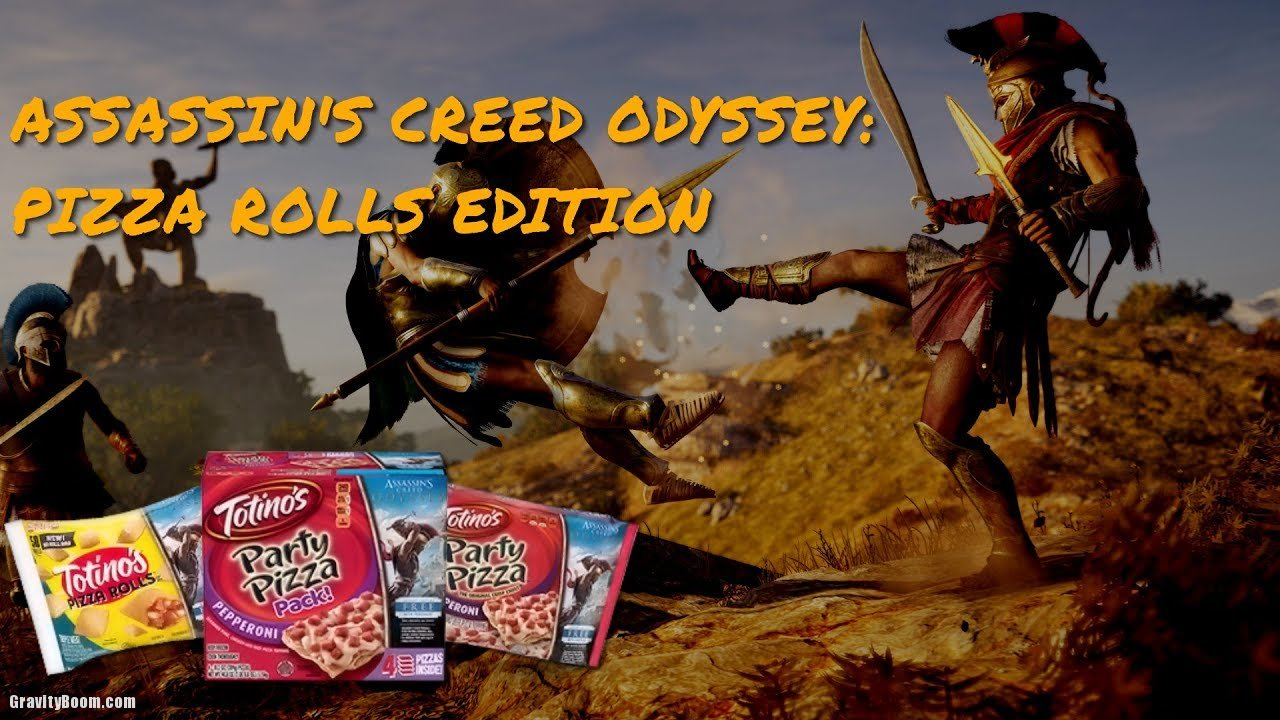 Totino's Teams With Assassin's Creed Odyssey To Flog ...